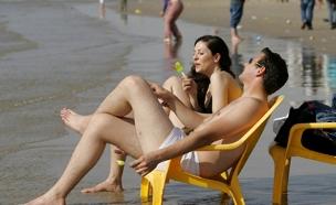 בקרוב: מחירון מפוקח בחוף? (צילום: משה שי / פלאש 90)