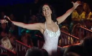 ראו את ריטה רק בחצי מהבמה