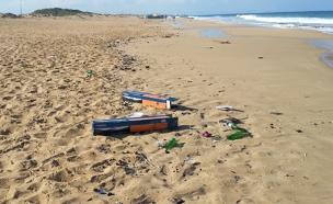 ממצאים מדאיגים בביקורת (צילום: דובר המשרד להגנת הסביבה)
