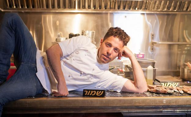 דיוויד פרנקל, זו ביזו (צילום: אבישי פינקלשטיין, אוכל טוב)