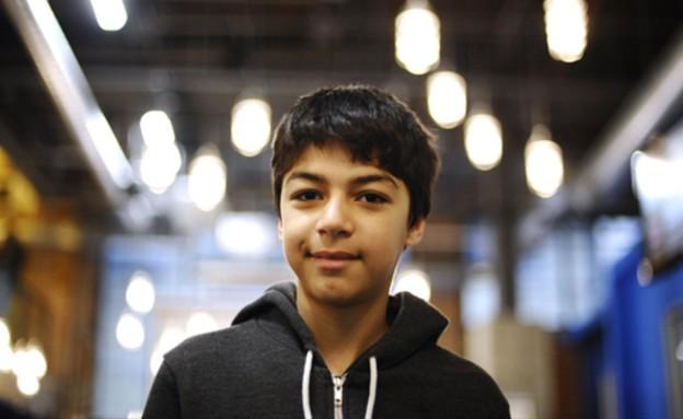 סורוש גודסי, יזם בן 13