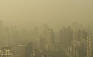 זיהום אוויר (צילום: ThinkStock)
