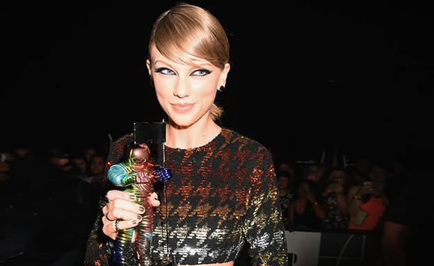טיילור סוויפט ב-VMA 2015 (צילום: אימג'בנק/GettyImages, getty images)