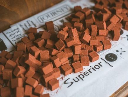 בלוגריות ממליצות, רוני דה ליידה, שוקולד של Ika Chocolate
