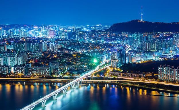 דרום קוריאה, סיאול (צילום:  באדיבות smartair)