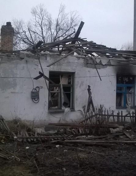 הישראלית שנלחמת באוקראינה (צילום: אינה לויטן)