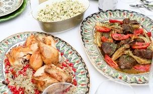 ארוחת חג (צילום: עידית בן עוליאל,  יחסי ציבור )
