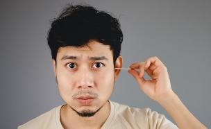 מקל אוזניים (אילוסטרציה: Shutterstock, מעריב לנוער)