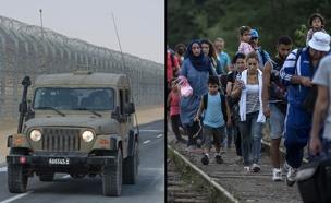 """משבר הפליטים: אירופה צופה לישראל (צילום: לע""""מ, רויטרס)"""