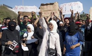 פליטים סוריה (צילום: רויטרס)