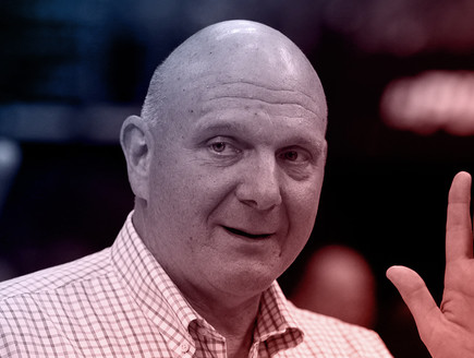 Steven-Ballmer (צילום: Gettyimages IL)
