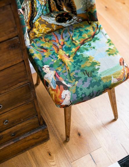 גילי אונגר, ג, כיסא  (צילום: שירן כרמל)