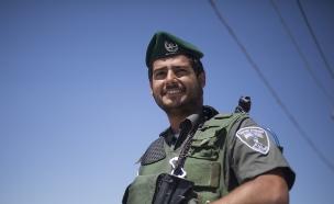 קרטיס מג'אה (צילום: דוברות המשטרה)