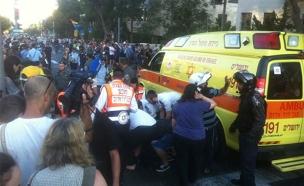 מצעד הגאווה בירושלים (צילום: סוכנות הידיעות תצפית)