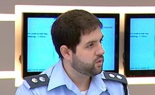 שוטר שהתחזה לפדופיל (צילום: מתוך הבוקר של קשת, שידורי קשת)