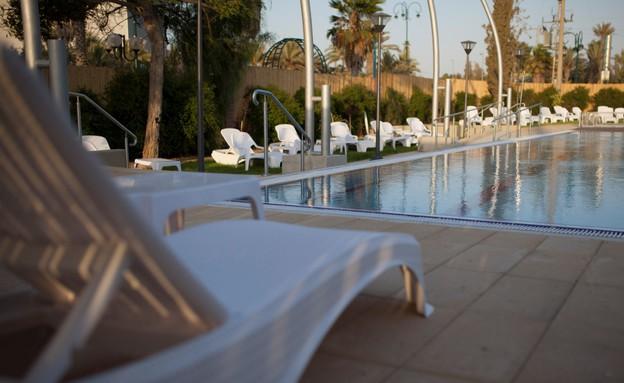 מלון אירוס המדבר (צילום: אור אלכסנברג)