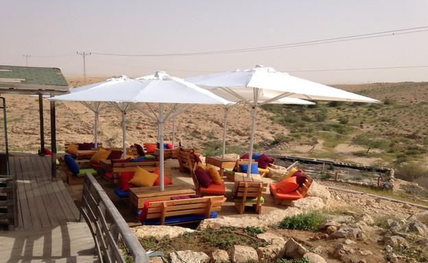 מלון אירוס המדבר (צילום: ענת קורנמל)