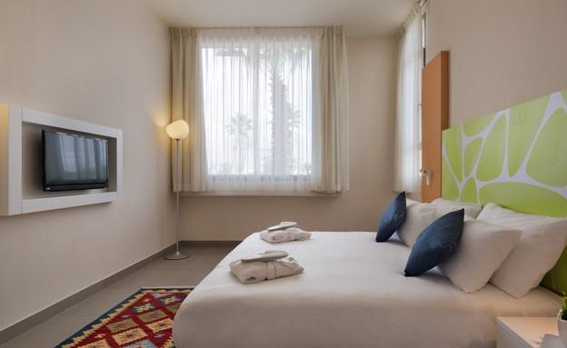 מלון אירוס המדבר  (צילום: אסף פינצ'וק)
