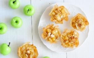 תפוחים בפילו (צילום: שרית נובק - מיס פטל, אוכל טוב)