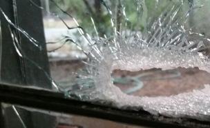 עברו דירה בעקבות הירי מהרצועה. ארכיון (צילום: מיכה שמילוביץ)