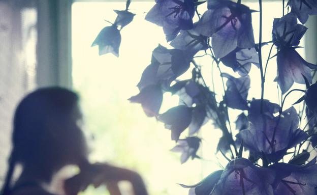 אישה בודדה בבית  (צילום: Anastasia_Aleksieieva, Thinkstock)