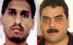 מוחמד דף וסמיר קונטר, ארכיון (צילום: חדשות 2)