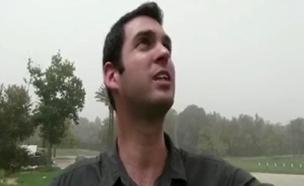 אלעד זהר (צילום: חדשות 2)