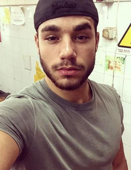 אריאל בן עטר (צילום: איתן ברנט)
