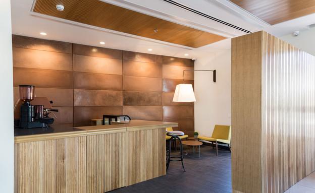 נגישות 03, בית הקפה הפתוח גם לקהל הרחב (צילום: לימור הרצוג אהרוני, עיצוב-מירי דנקנר גרף)