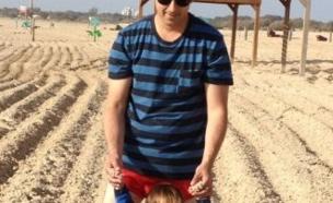 יואב וענת שיינקין (צילום: צילום ביתי)