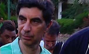 """שמחה גולדין, אביו של הדר ז""""ל (צילום: חדשות 2)"""