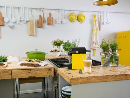 הפקת מטבח, מטבח כפרי  (צילום: שירן כרמל)