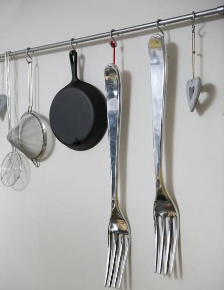 הפקת מטבח, מטבח תעשייתי  (צילום: שירן כרמל)