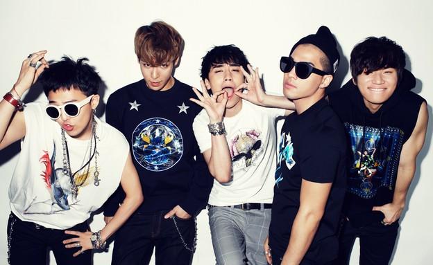 BIGBANG (צילום: ויקיפדיה, מעריב לנוער)