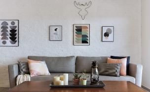 סידור שולחן, עיצוב רוית רוד (צילום: מאיה חבקין)