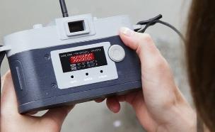 Camera Restricta, מצלמה שמצנזרת תמונות מיותרות (צילום: Philipp Schmitt)