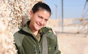 סרן אור בן יהודה (צילום: אליה טל, עיתון במחנה)