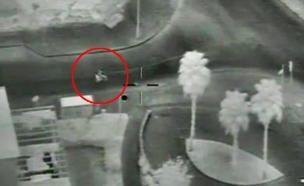 צפו: סינוור מטוס ונתפס במבצע משולב (צילום: פיסבוק)