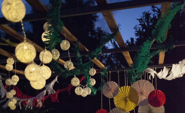 קישוטי סוכות (צילום: טטיאנה פאוטוב)