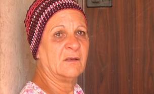 חולת הסרטן נגד עמידר (צילום: חדשות 2)