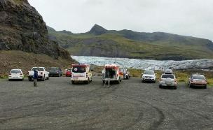מקום התאונה, איסלנד, אתמול