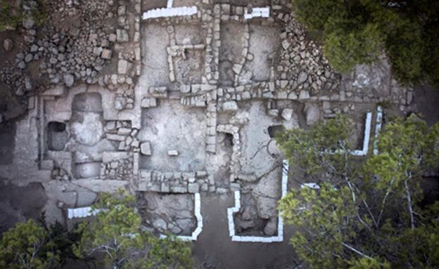 האתר המפואר יתברר כקבר המכבים? (צילום: חיפוש עתיקות)