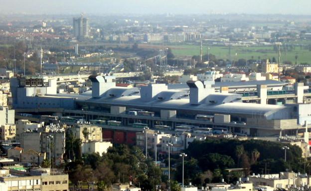 המבנים הכושלים, התחנה המרכזית החדשה תל אביב (צילום: צילום מתוך ויקיפדיה)