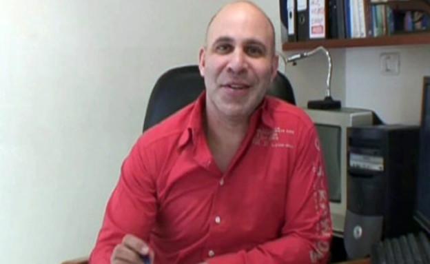 אילון בן יוסף (צילום: צילום מסך מתוך חדשות 2)