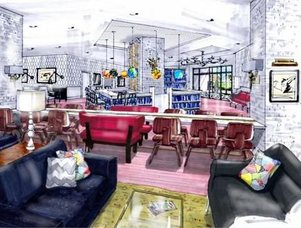 מלון Graduate Oxford (צילום: מתוך: graduateoxford.com)
