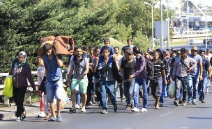 משבר הפליטים, ארכיון (צילום: רויטרס)