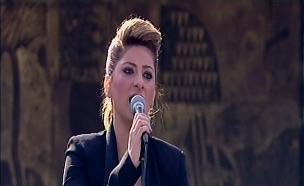 תופיע בפסטיבל המוזות בשוהם, שרית חדד (צילום: חדשות 2)