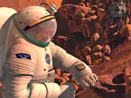 """רוצים להשאיר חותם בהיסטוריית חקר החלל? (צילום: נאס""""א)"""
