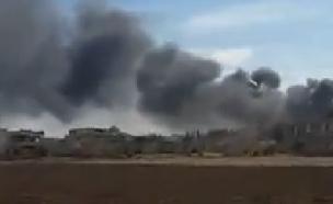 מטוס קרב רוסי בסוריה