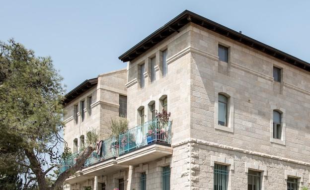 הבית בבקעה חזית 4  (צילום: אילן נחום)
